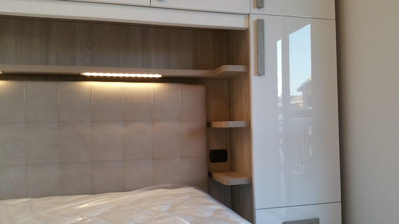 Camera Da Letto Bianco Lucido : Sleeping area 3c arredi